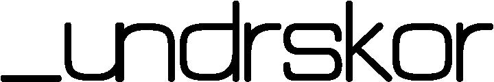 undrskor Logo