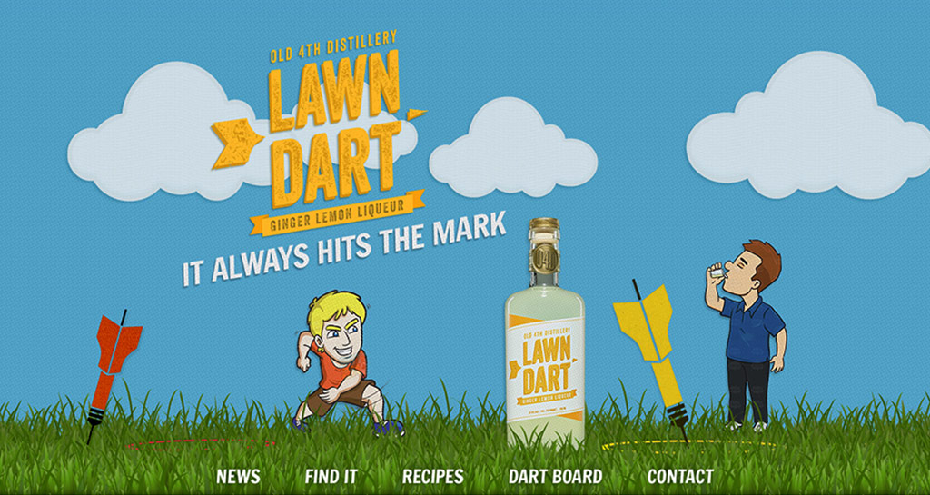 Lawn Dart Initial Concept