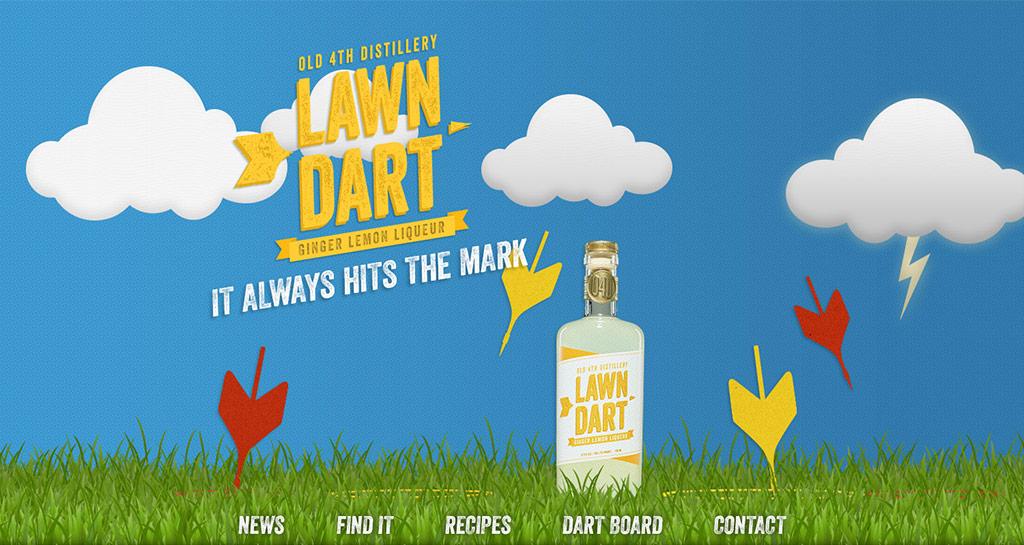 Lawn Dart Header