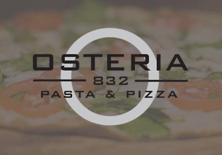 Osteria 832